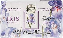 """Düfte, Parfümerie und Kosmetik Seife """"Iris"""" - Nesti Dante Dei Colli Fiorentini Soap"""