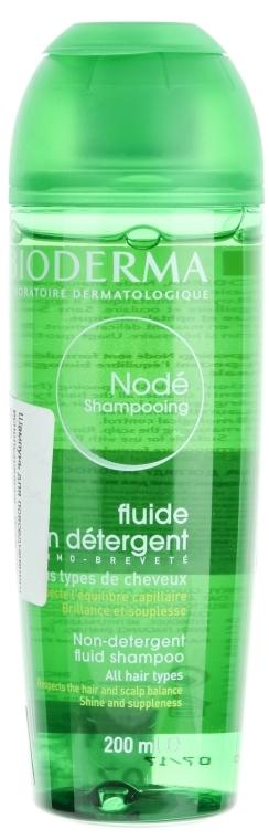 Mildes Basis-Shampoo für alle Haartypen - Bioderma Node