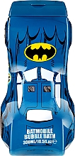 Düfte, Parfümerie und Kosmetik Badeschaum Batmobile - Disney 3D Batmobile Bubble Bath