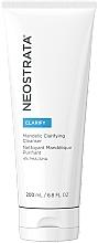 Düfte, Parfümerie und Kosmetik Gesichtsreinigungsgel mit AHA-Säure - Neostrata Clarify Mandelic Clarifying Cleanser