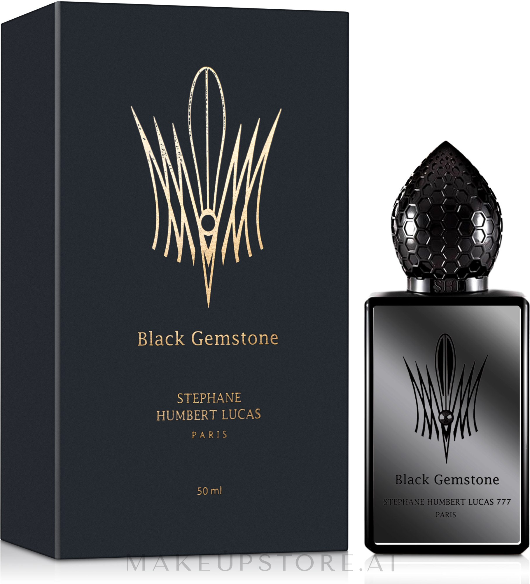 Stephane Humbert Lucas 777 Black Gemstone - Eau de Parfum — Bild 50 ml