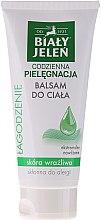 Hypoallergener Körperbalsam für empfindliche Haut - Bialy Jelen Hypoallergenic Balm — Bild N2
