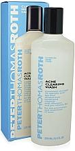 Düfte, Parfümerie und Kosmetik Gesichtsreinigungsgel gegen Akne mit Salicylsäure, Allantoin und Provitamin B5 - Peter Thomas Roth Acne-Clear Wash