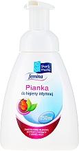 Düfte, Parfümerie und Kosmetik Schaumseife für die Intimhygiene mit Milchsäure, Tee-Extrakt und wilder Rose - Skarb Matki Femina Intimate Hygiene Foam