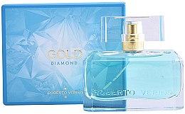 Düfte, Parfümerie und Kosmetik Roberto Verino Gold Diamond - Eau de Parfum