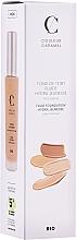 Düfte, Parfümerie und Kosmetik Flüssige Foundation mit Hyaluronsäure - Couleur Caramel Fond De Teint Fluide Hydra Jeunesse