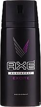 Düfte, Parfümerie und Kosmetik Deodorant - Axe Excite Deodorant Body Spray