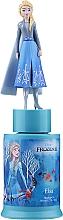 Düfte, Parfümerie und Kosmetik 3D Duschgel für Kinder Frozen Elsa II - Disney Frozen Elsa II 3D Shower Gel