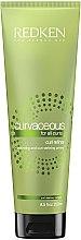 Düfte, Parfümerie und Kosmetik Feuchtigkeitsspendende und modellierende Haarcreme für Locken - Redken Curvaceous Curl Refiner