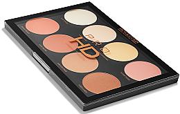 Düfte, Parfümerie und Kosmetik Gesichtspalette - Makeup Revolution Pro HD Mega Matte Palette