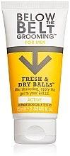 Düfte, Parfümerie und Kosmetik Intimpflegegel für Männer - Below The Belt Grooming Fresh & Dry Balls Active