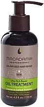 Düfte, Parfümerie und Kosmetik Revitalisierendes Haaröl - Macadamia Professional Ultra Rich Repair Oil Treatment