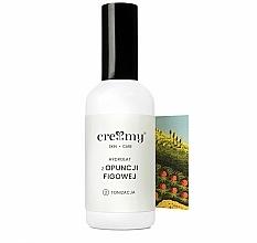 Düfte, Parfümerie und Kosmetik Blütenwasser aus Feigenkaktus - Creamy Skin Care Prickly Pear Hydrosol