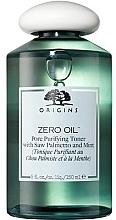 Düfte, Parfümerie und Kosmetik Porenreinigendes Gesichtstonikum - Origins Zero Oil Pore Purifying Toner