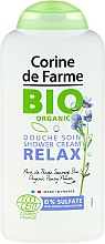 Düfte, Parfümerie und Kosmetik Duschgel - Corine De Farme Relax Shower Gel