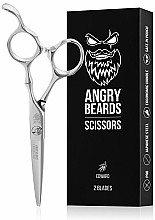 Düfte, Parfümerie und Kosmetik Barber- und Friseurschere - Angry Beards Scissors Edward