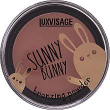 Bronzierpuder - Luxvisage Sunny Bunny Bronzing Powder — Bild N1