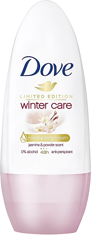 Deo Roll-on Antitranspirant - Dove Deo-Roll-on Winter Care