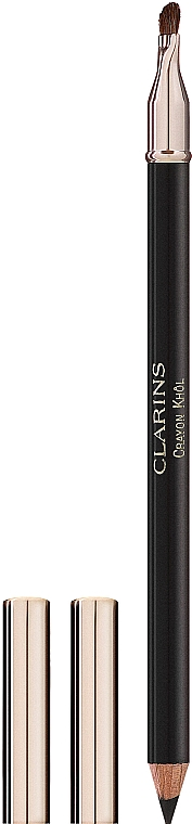Augenkonturenstift mit Pinsel - Clarins Crayon Kohl Eye Pencil — Bild N1