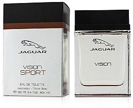 Düfte, Parfümerie und Kosmetik Jaguar Vision Sport - Eau de Toilette