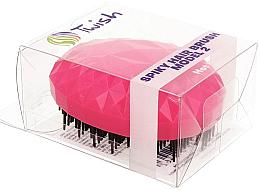Düfte, Parfümerie und Kosmetik Entwirrbürste rosa - Twish Spiky 2 Hair Brush Hot Pink