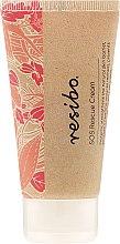 Düfte, Parfümerie und Kosmetik Beruhigende, feuchtigkeitsspendende und schützende Gesichtscreme gegen Rötungen und Reizungen - Resibo Sos Rescue Cream