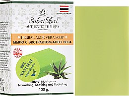 Düfte, Parfümerie und Kosmetik Aloe Vera Seife - Sabai Thai Herbal Aloe Vera Soap