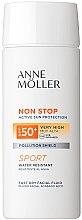 Düfte, Parfümerie und Kosmetik Sonnenschutzfluid mit LSF 50+ - Anne Moller Non Stop Facial Fluid SPF50+