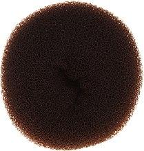 Düfte, Parfümerie und Kosmetik Professioneller Haar Donut, 15x6,5 cm, braun - Ronney Professional Hair Bun 053