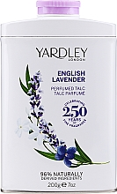 Düfte, Parfümerie und Kosmetik Yardley English Lavender Perfumed Talc - Parfümierter Talk mit Lavendel