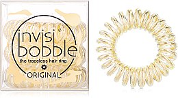"Düfte, Parfümerie und Kosmetik Haargummis ""You`re Golden"" 3 St. - Invisibobble Original You`re Golden"