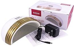 Düfte, Parfümerie und Kosmetik UV/LED Lampe 48W golden - Sunone Pro 1
