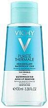 Düfte, Parfümerie und Kosmetik Zwei-Phasiger Augen-Make-up Entferner für wasserfestes Make-up - Vichy Purete Thermale Waterproof Eye Make-Up Remover