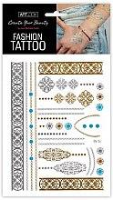 Düfte, Parfümerie und Kosmetik Flash Tattoos Ornamente - Art Look