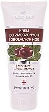 Düfte, Parfümerie und Kosmetik Fußcreme - Floslek Foot Cream