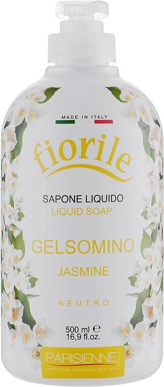 Flüssigseife mit Jasmin - Parisienne Italia Fiorile Jasmine Liquid Soap