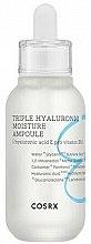 Düfte, Parfümerie und Kosmetik Feuchtigkeitsspendende Gesichtsampulle mit Provitamin B5 und Hyaluronsäure - Cosrx Hydrium Triple Hyaluronic Moisture Ampoule