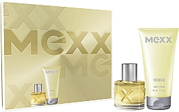 Düfte, Parfümerie und Kosmetik Mexx Woman Set - Duftset (Eau de Toilette 20ml + Körperlotion 50ml)