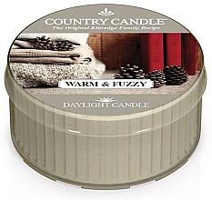 Düfte, Parfümerie und Kosmetik Duftkerze Warm & Fuzzy - Country Candle Warm & Fuzzy Daylight