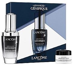 Düfte, Parfümerie und Kosmetik Gesichtspflegeset - Lancome Genifique (Gesichtskonzentrat 20ml + Augenkonturcreme 5ml)