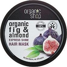 """Düfte, Parfümerie und Kosmetik Haarmaske """"Griechische Feige"""" - Organic Shop Organic Fig Tree and Almond Hair Mask"""