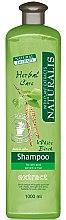 Düfte, Parfümerie und Kosmetik Shampoo für trockenes und empfindliches Haar mit Birke - Naturalis Herbal Care White Birch Shampoo