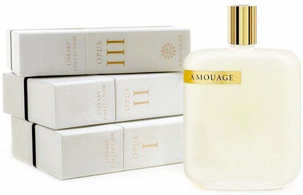 Amouage The Library Collection Opus III - Eau de Parfum — Bild N1