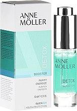 Düfte, Parfümerie und Kosmetik Anti-Falten Gesichtsbooster mit Phytoplanktonextrakt - Anne Moller Blockage Detox Booster