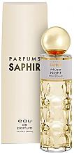 Düfte, Parfümerie und Kosmetik Saphir Parfums Muse Night - Eau de Parfum