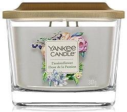 Düfte, Parfümerie und Kosmetik Duftkerze im Glas Passionflower - Yankee Candle Elevation Passionflower