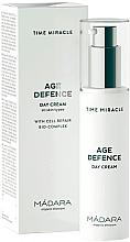 Düfte, Parfümerie und Kosmetik Revitalisierende Tagescreme SPF 30 - Madara Cosmetics Time Miracle Age Defence
