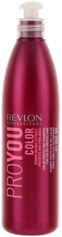 Schützendes Shampoo für coloriertes Haar - Revlon Professional Pro You Color Shampoo — Bild N1