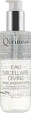 Düfte, Parfümerie und Kosmetik Beruhigendes Mizellen-Reinigungswasser für alle Hauttypen - Qiriness L'Eau Micellaire Divine