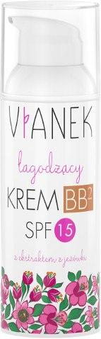 Beruhigende BB Creme LSF 15 - Vianek Soothing BB Cream SPF 15 — Bild Dark